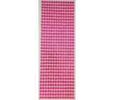 Albi Self-adhesive rhinestones pink 5 mm 462 pieces