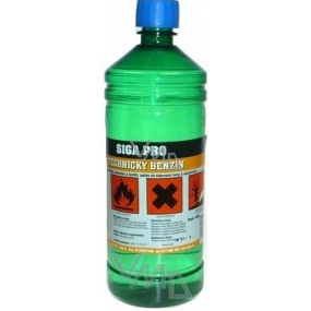 Siga Pro Petrol technical 650 g plastic bottle