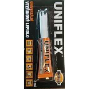 Uniflex Universal instant glue tray 12 x 3 g