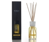 Millefiori Natural Pompelmo - Grep Diffuser 8 stalks 30 cm long into medium sized space lasts for at least 3 months 250 ml