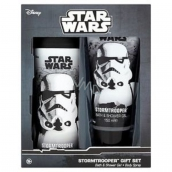 Star Wars Stormtrooper shower gel and hair gel 150 ml + body spray 150 ml gift set exp.11 / 2017