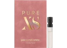 Paco Rabane Pure XS For Her Perfumed Water 1.5ml vial