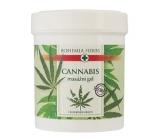 Bohemia Gifts & Cosmetics Cannabis cannabis massage gel 125 ml