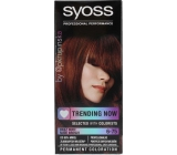 Syoss Trending Now barva na vlasy 6-75 Bronzový nude