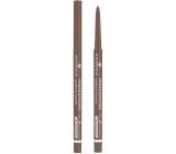 Essence Micro Precise ultra thin eyebrow pencil 02 Light Brown 0.05 g