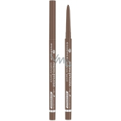 Essence Micro Precise eyebrow pencil 02 Light Brown 0.05 g