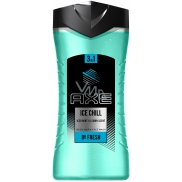 Ax Ice Chill 3in1 men's shower gel 250 ml