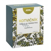Adiel Kotvičník tea acts on the genitals and hormonal activity of 15 sachets