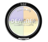Miss Sports Designer Camouflage correction palette 9 g