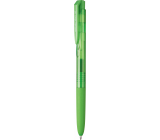 Uni Signo Gel roller with documentation ink RT1 lime green 0.7 mm