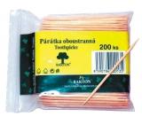 Bartoň Double-sided toothpicks 200 pieces
