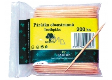 Bartoň Double-sided toothpicks 200 pieces