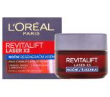 Loreal Paris Revitalift Laser Renew to accelerate skin renewal night cream 50 ml