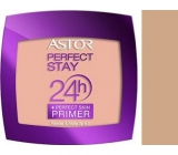 Astor Perfect Stay 24h + Perfect Skin Primer Powder & Make-up in1 pudr a make-up v 1 102 Golden Beige 7 g