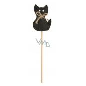Kočka 6 cm + špejle