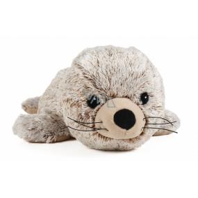 Albi Warm Plush Warm Seal brown 25 cm x 20 cm 750 g