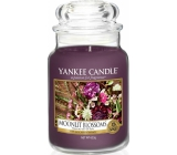 Yankee Candle Moonlit Blossoms - Flowers in the Moonlight Classic Large Glass Candle 623g