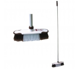 Clanax Broom with handle Brown 27 cm 3904