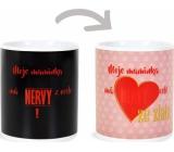 Albi Changing mug My mother 310 ml