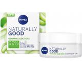 Nivea Naturally Good Brightening Day Cream 50 ml