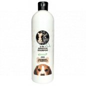 Just 4 Dogs Sensitive Oatmeal & Vanilla 2in1 shampoo and conditioner for dogs 500 ml