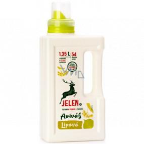 Deer Linden flower softener 54 servings 1.35 l