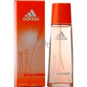 Adidas Tropical Passion toaletní voda pro ženy 50 ml