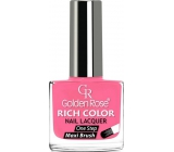 Golden Rose Rich Color Nail Lacquer lak na nehty 063 10,5 ml