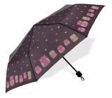 Albi Original Deštník Premium Sovy 24 x 4 cm