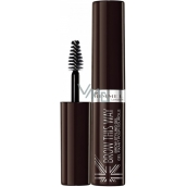 Rimmel London Brow This Way Brown Styling Gel gelová řasenka pro úpravu obočí 003 Dark Brown 5 ml