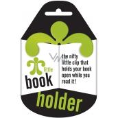 If Little Book Holder Držák na knihu Zelený 75 x 2,5 x 75 mm