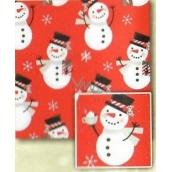 Not Buy Red-Snowman Classic Paper 0.7 x 2 m BVC 2015