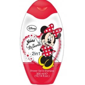 Disney Miss Minnie 2in1 baby shower gel and shampoo 300 ml
