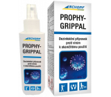 Schopf Hygiene Prophy-Grippal disinfectant against viruses in the air in rooms and on surfaces, for drapes 100 ml