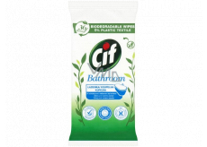 Cif Nature Bathroom cleaning wipes 36 pieces