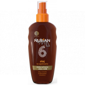 Nubian OF6 Suntan oil low protection spray 150 ml