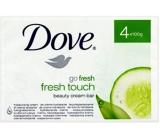 Dove Go Fresh Touch Cucumber & Green Tea Toilet Soap 100 gx 4