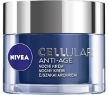 Nivea Cellular Anti-Age Night Cream for skin rejuvenation 50 ml