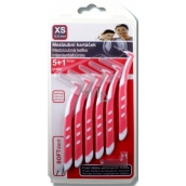 Soft Dent interdental brush curved XS 0.4 mm 6 pieces
