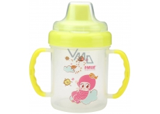 Baby Farlin Magic Cup Non-flowing cup with hard drink 6+ months Various colors 200 ml AET-CP011-B