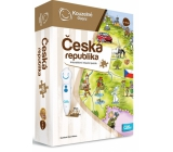 Albi Magical reading interactive talking puzzle Czech Republic