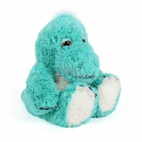 Albi Warm plush toy Dinosaur turquoise 25 x 20 cm 750 g