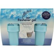 Freshener Gel Fresh Fresh Linen 2x150g 0880