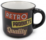 Nekupto Mini mug Retro Products Quality 80 ml 003