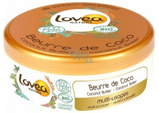 Lovea Bio Coconut oil and vitamin E butter for face, body, hair, hands, elbows 150 ml