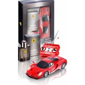 Ferrari Extreme EdT 125 ml Eau de Toilette + model toy car, for men gift set