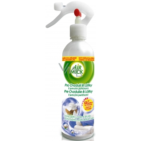 Air Wick Aqua Fresh Linen & White Lily Liquid Air Freshener 345 ml