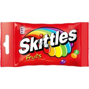Skittles Fruits chewing candies 125 g
