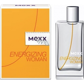 Mexx Energizing Woman Eau de Toilette 15 ml