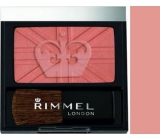 Rimmel London Lasting Finish Soft Colour Blush Blush Pink Rose 120 4.5 g